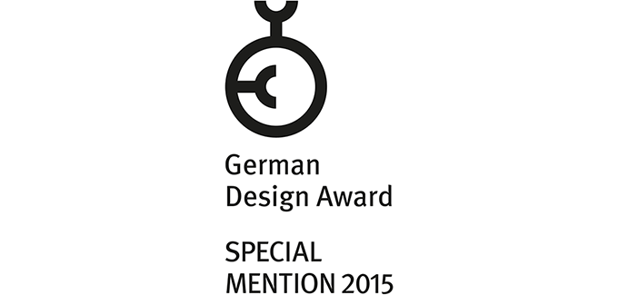 eVitarium® receives Special Mention at the German Design Award 2015