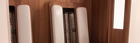 Sauna infrared heating technology