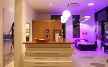 Sauna and spa showroom in Saarbrucken: Showroom