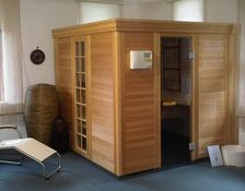 Sauna and spa showroom in Villingen-Schwenningen