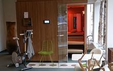 Sauna and spa showroom in Freiburg: Showrooms