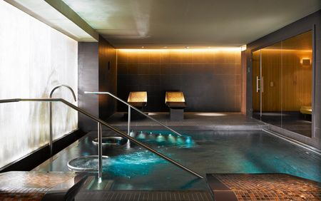 The Spa at Gleneagles® by ESPA, The Gleneagles® Hotel, Perthshire, Schottland, Großbritannien
