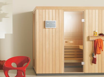 klafs saunas. Black Bedroom Furniture Sets. Home Design Ideas