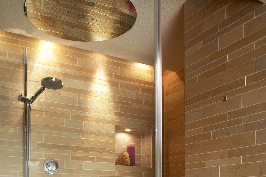KLAFS steam showers: maximum indulgence and minimum space requirements.