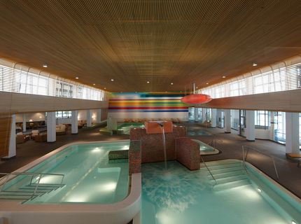 Sauna-, Spa- und Wellness-Referenzen: Vitasol Therme; Spa