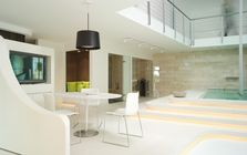 Sauna and spa showroom in Dusseldorf-Meerbusch: Showrooms