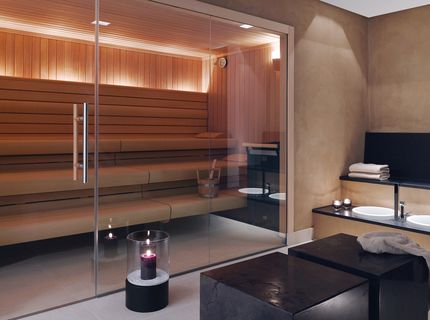 klafs references sauna spa beauty highlights. Black Bedroom Furniture Sets. Home Design Ideas