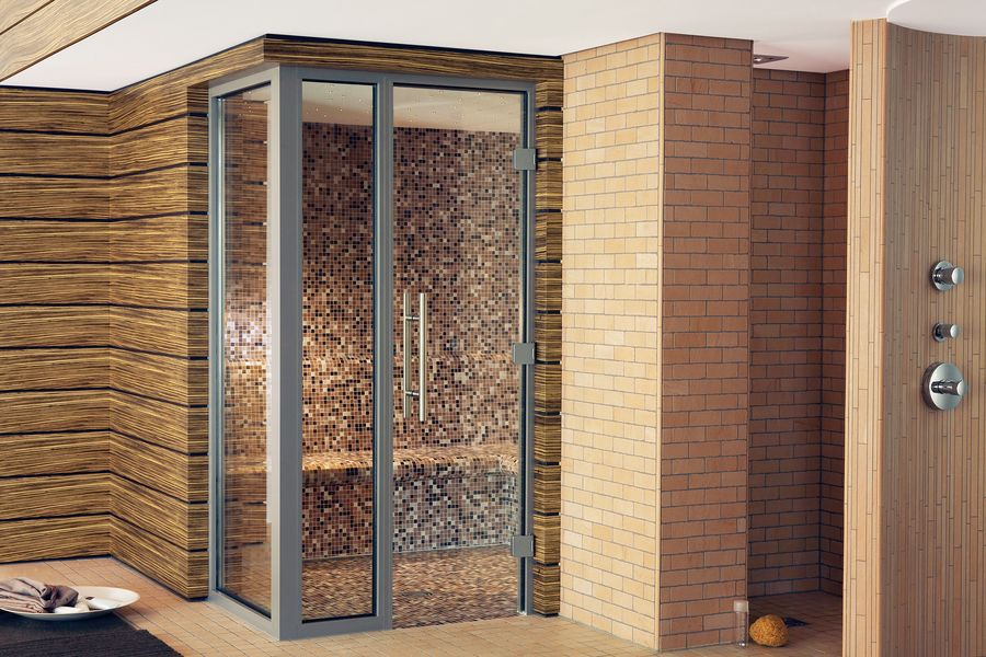 Personal steam rooms by KLAFS
