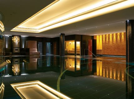 Sauna-, Spa- und Wellness-Referenzen: Espa Riga; Swimming Pool