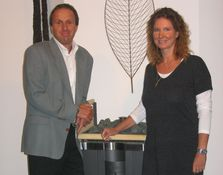 Sauna and spa showroom in Villingen-Schwenningen: The team