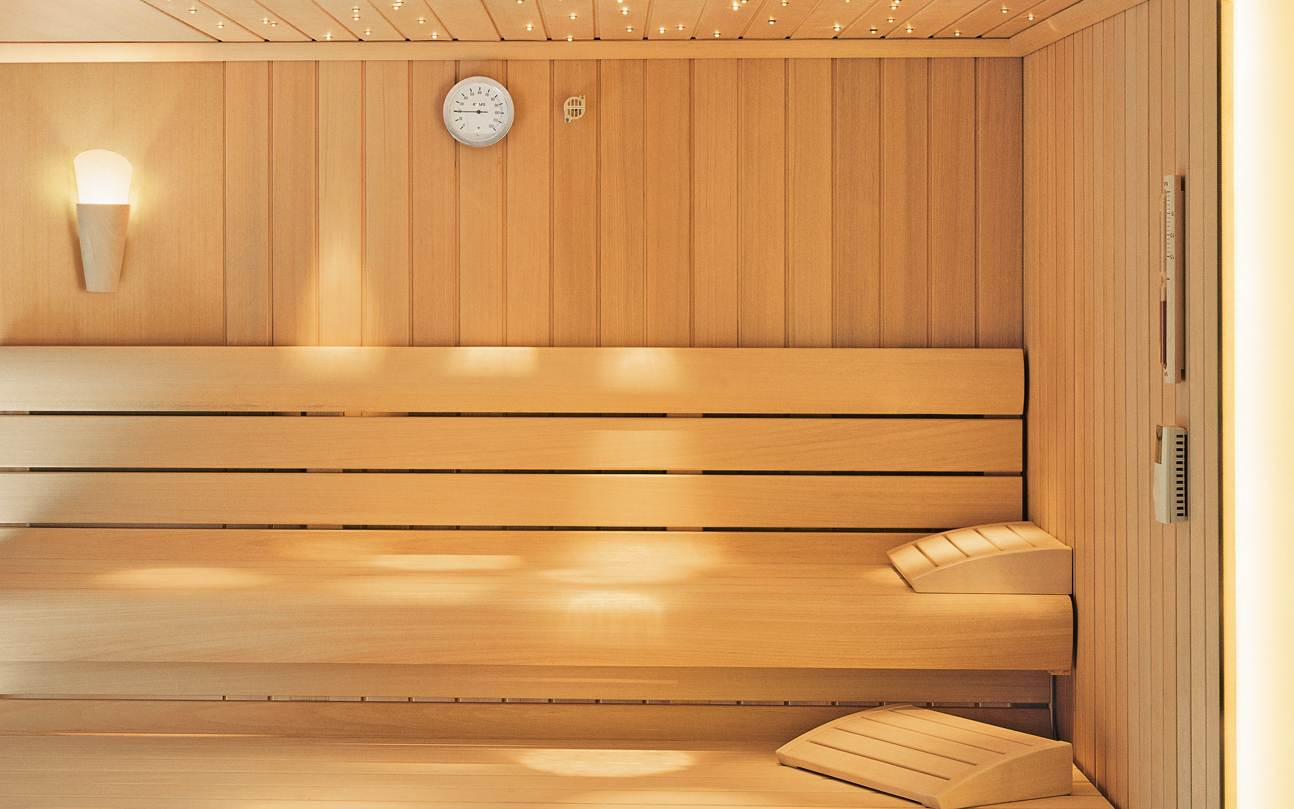 proteo design sauna the vibrant and open sauna. Black Bedroom Furniture Sets. Home Design Ideas