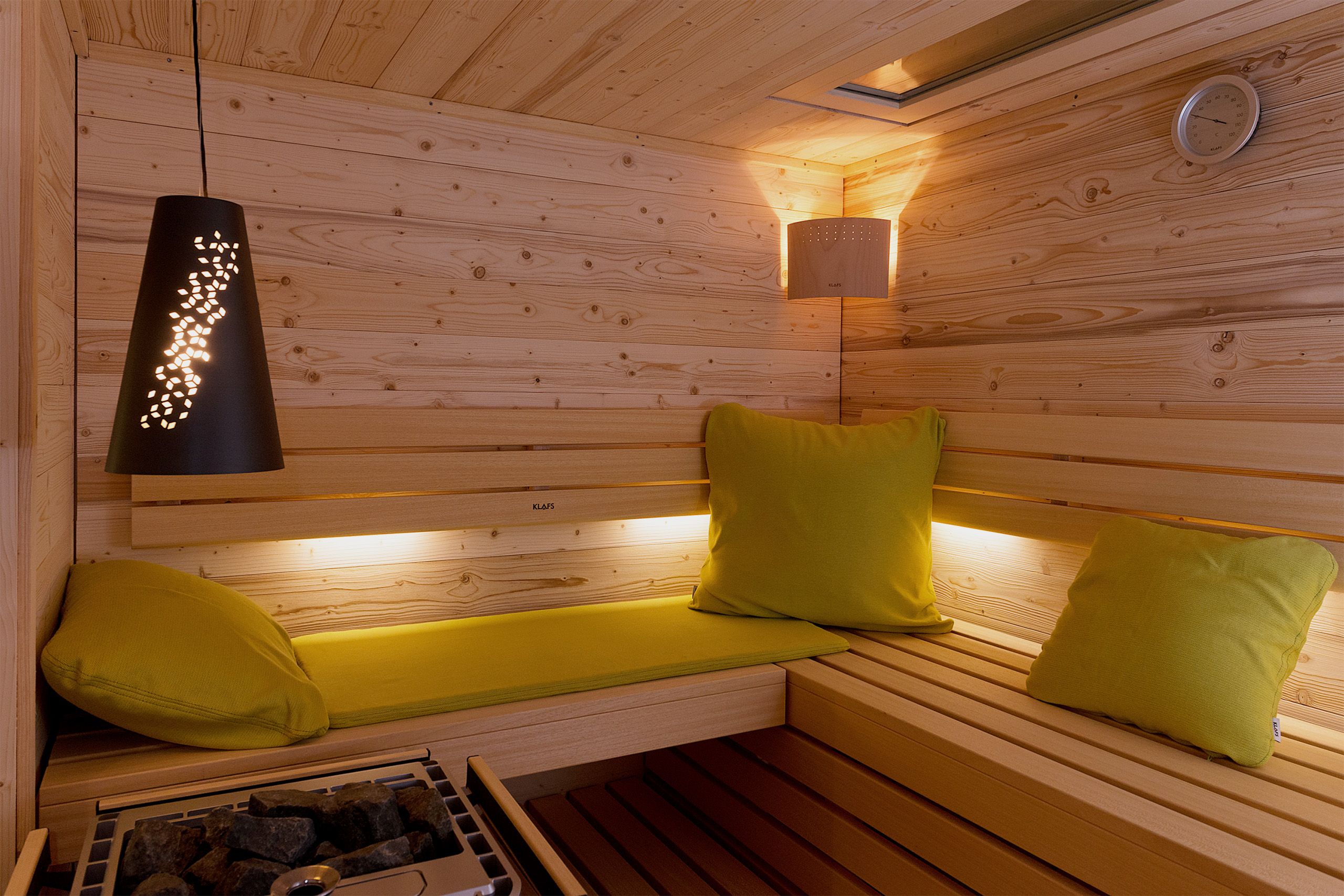 Klafs Home Sauna Your Perfect Introduction To The Sauna World