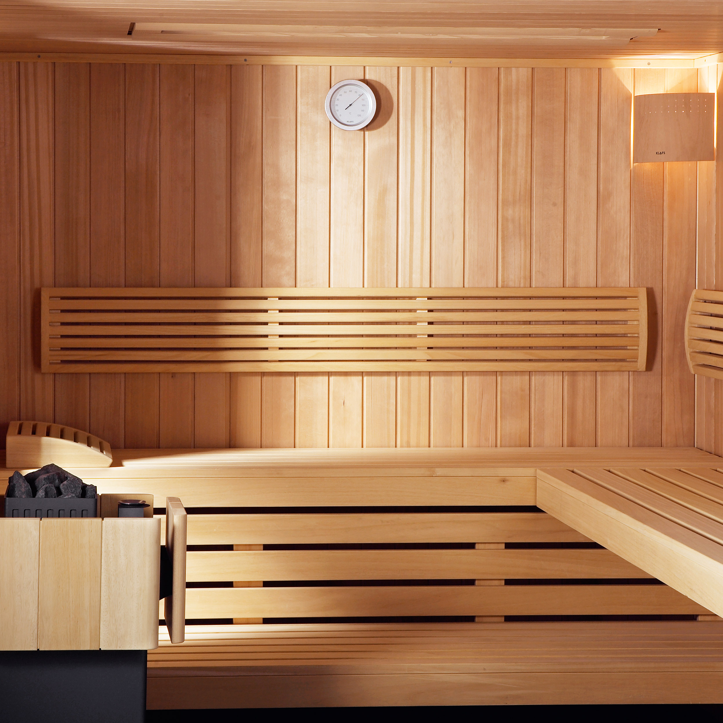 home sauna ideal for newcomers to the world of sauna. Black Bedroom Furniture Sets. Home Design Ideas