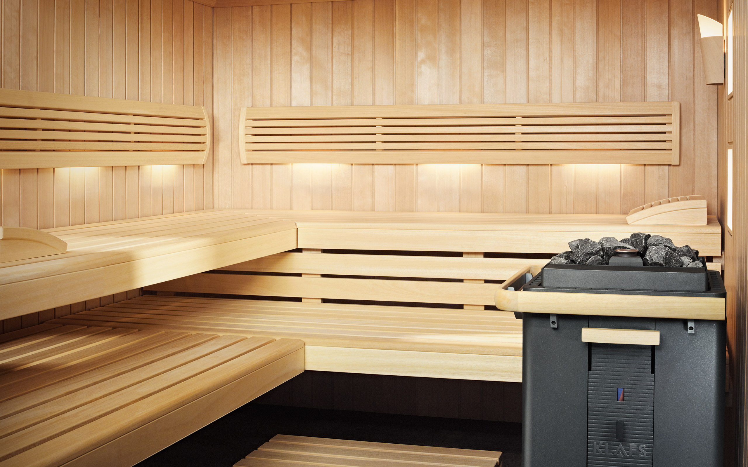 premium sauna premium quality individual interpretations. Black Bedroom Furniture Sets. Home Design Ideas