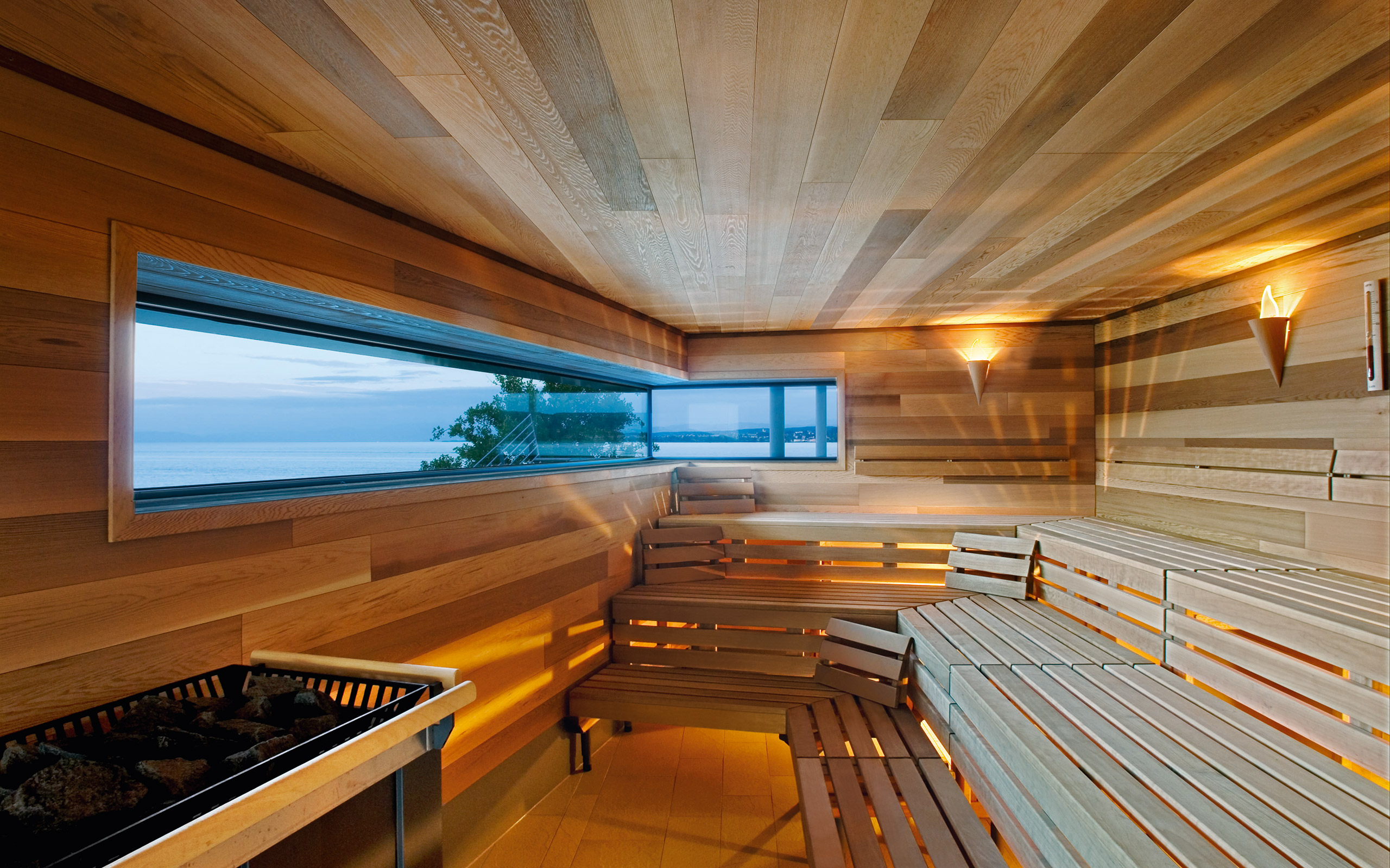 Klafs Thermal Baths References Lake Constance Thermal Spa